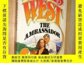 二手書博民逛書店THE罕見AMBASSADOR MORRIS WESTY2665