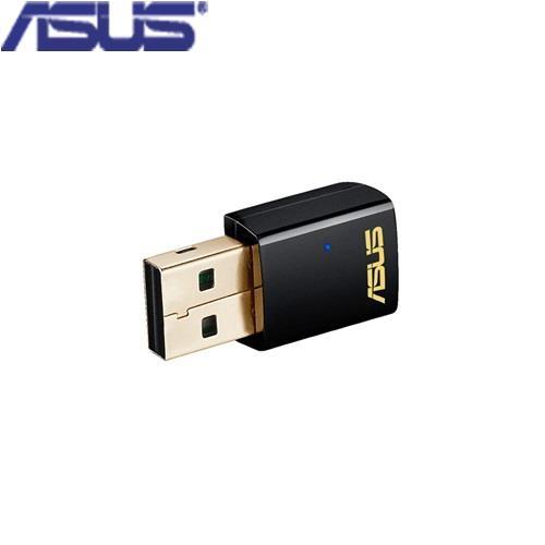 ASUS 華碩 AC600 雙頻USB 無線網路卡 USB-AC51