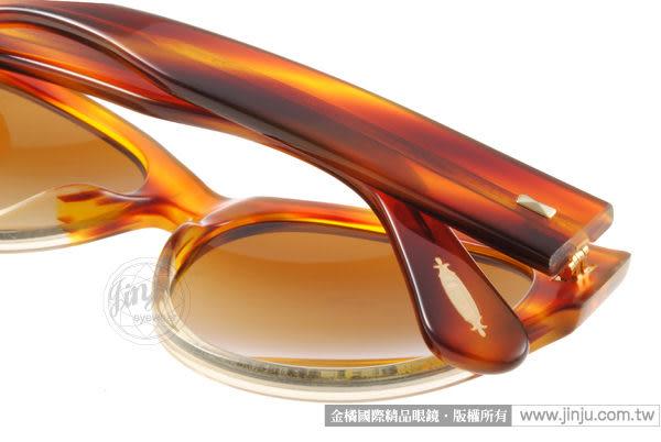OLIVER PEOPLES 太陽眼鏡 MANDE 12399P (橘色) 好萊塢大明星偏光墨鏡 # 金橘眼鏡