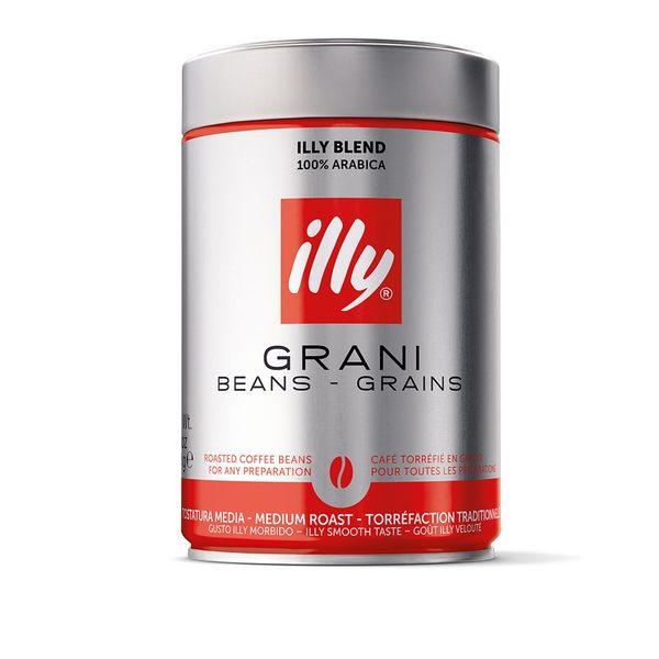 義大利ILLY意利咖啡豆中焙250G