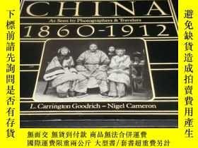 二手書博民逛書店2手英文罕見The Face of China: As Seen by Photographers and Tra
