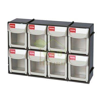 [ 家事達 ] 樹德 快取分類盒 FO-308  特價  收納箱/整理箱