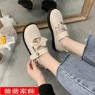 娃娃鞋 大頭鞋女日系可愛軟妹jk圓頭2021春秋韓版復古小皮鞋英倫風瑪麗珍 薇薇