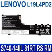 LENOVO L19L4PD2 原廠電池 L19M4PD2 Yoga S740 14 IdeaPad S740-14IIL S740-14IIL-81RT 81RS 81RM