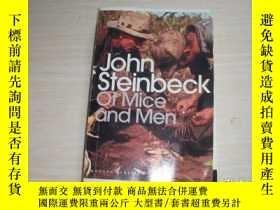 二手書博民逛書店JOHN罕見STEINBECK Of Mice and Men【056】Y10970 John Steinbe