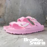 AIRWALK  雙扣 環類 粉紅 拖鞋 橡膠 女  (布魯克林) 2018/8月 A755220-141