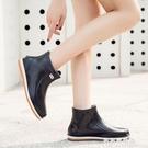 雨鞋 春夏季雨鞋女時尚潮流淺口短筒成人雨靴防滑防水工作膠鞋低筒水鞋【果果新品】