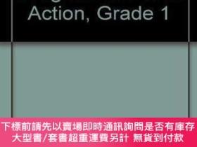 二手書博民逛書店Enrichment罕見Program for Art in Action Grade 1-一級藝術強化計劃Y