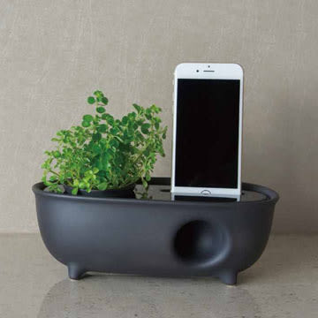 UTA Ceramic Speaker 植栽陶瓷音響