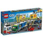 LEGO 樂高City Town Cargo Terminal 60169 740 Piece