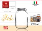 義大利Bormioli Rocco進口玻璃Fido密封罐(4900ml)-p4927《Midohouse》