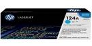 Q6001A HP 124A 原廠藍色碳粉匣 適用 1600/2600/2600n/2605