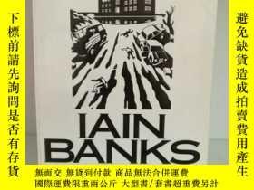 二手書博民逛書店伊恩‧班克斯罕見Iain Banks : A Song of S