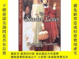 二手書博民逛書店The罕見Scarlet Letter 紅字 英文原版Y2106