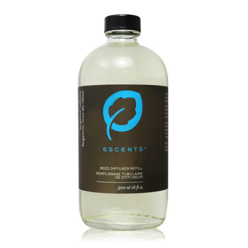 ESCENTS 伊聖詩 蔚藍海岸香竹補充瓶(500ml)【美麗購】