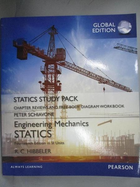 【書寶二手書T9/大學理工醫_HMZ】Engineering Mechanics: Statics_Russell C.