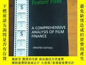 二手書博民逛書店43罕見Ways Finance Your Feature Film: A Comprehensive Analy
