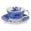 Spode 藍廳咖啡杯盤組 - 茶花...