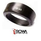 ROWA 專用型遮光罩 HB-45 適用 Nikon 18-55mm f3.5-5.6G VR DX 杯型 卡口式