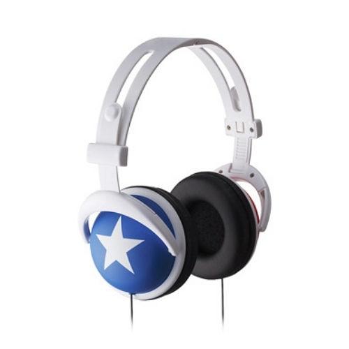 【超值優惠】大星星耳罩式耳機 高音質重低音 頭戴式耳機 全罩式耳機 適用 手機耳機 電腦耳機
