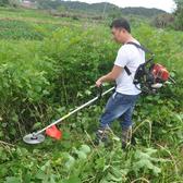 割草機割草機四沖程背負式汽油小型多 農用除草鋤地收割灌開荒草坪