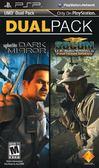 PSP SOCOM: U.S. Navy SEALs Fireteam Bravo and Syphon Filter: Dark Mirror PSP UMD Dual Pack (美版代購)