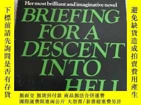 二手書博民逛書店Briefing罕見for a Descent into Hel