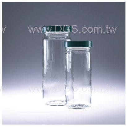 《Qorpak》高型直筒樣 本瓶 Kapt Clean Clear Tall Straight Sided Jars