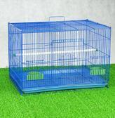 金屬鳥籠大號鸚鵡籠相思鳥籠八哥籠鴿子籠兔籠鳥窩群鳥繁殖籠