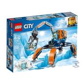 【LEGO 樂高 積木】LT-60192 City 城市 極地冰上探險機 Ice Crawler