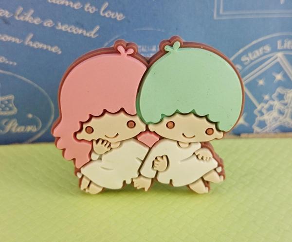 【震撼精品百貨】Little Twin Stars KiKi&LaLa 雙子星小天使~捲線器_奇奇+娜娜