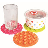 吸盤防滑餐具墊 雙面吸盤式兒童餐具防滑墊