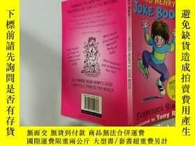 二手書博民逛書店Horrid罕見Henrys joke book:亨利的笑話Y200392