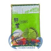 1F3B【魚大俠】FF056美味海帶絲(1kg/包)#裙帶梗絲 #綠
