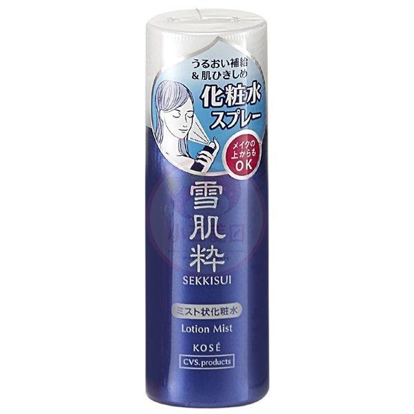 Kose 高絲 雪肌粹 噴霧式化妝水35g(日本7-11限定)【小三美日】