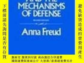 二手書博民逛書店The罕見Ego And The Mechanisms Of Defense-自我與防禦機制Y436638 A