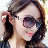 墨鏡女潮太陽鏡女2019新款時尚復古原宿風圓臉個性2019眼鏡限時八九折