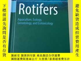 二手書博民逛書店Rotifers-Aquaculture,Ecology,Ger