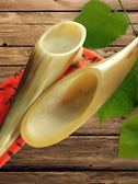 刮痧器 閩寶天然純牛角刮痧筒刮痧板按摩茶勺全身通用頸部拔筋棒面部背部 雙11