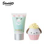 【日本正版】帕恰狗 草莓香氛 護手霜 護唇膏 保養套組 護手乳 POCHACCO 三麗鷗 Sanrio - 839959