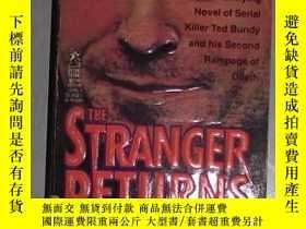 二手書博民逛書店英文原版罕見The Stranger Returns by Mi