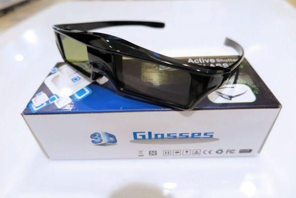 【名展影音】EPSON RF 3D 眼鏡 比照ELPGS03 適用TW5400 TW6700 (單隻 )