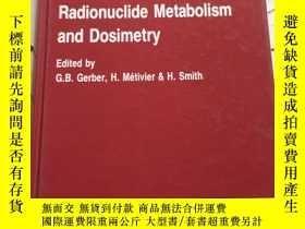 二手書博民逛書店Age-Related罕見Factors in Radionuclide Metabolism and Dosim