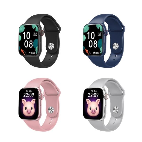 【3期零利率】IS愛思 SW-08 藍芽智慧心率手錶 心率/血氧測量 運動/健康記錄 藍芽通話 睡眠監測