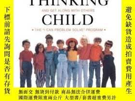 二手書博民逛書店Raising罕見A Thinking ChildY256260 Shure, Myrna B.  Diger