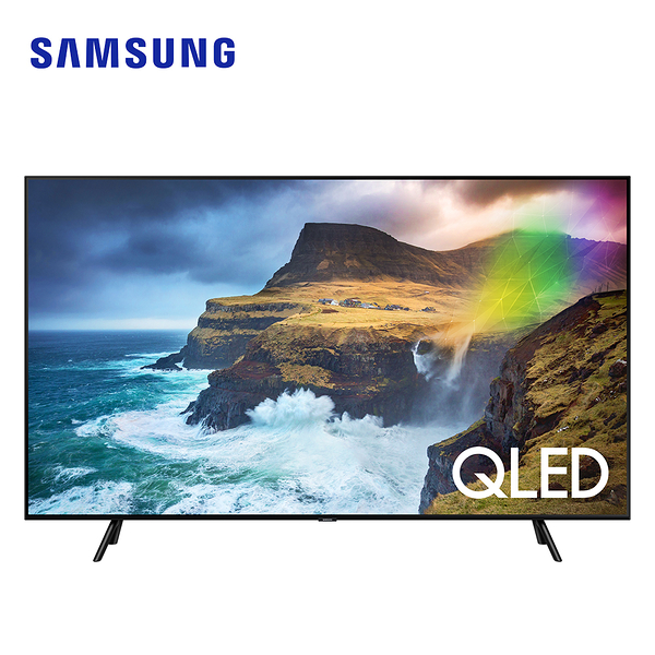 [SAMSUNG 三星]65吋 4K QLED量子聯網液晶電視 QA65Q70RAWXZW
