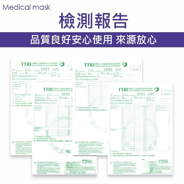 下殺單盒67元►【勤達】醫用符合CNS標準過濾口罩-成人用-《買20送20-1箱》