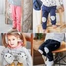 Augelute Baby童衣 毛圈布料兒童長褲 卡通造型褲子男童女童褲 12004