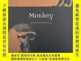 二手書博民逛書店Monkey罕見(Animal)Y19139 Desmond M