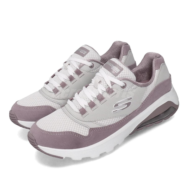 Skechers 慢跑鞋 Skech-Air Extreme-Loud Statement 紫 灰 女鞋 運動鞋 【PUMP306】 12922LAV